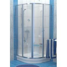 Sprchový kout RAVAK SUPERNOVA - SKCP4 - 90 - čtvrtkruhový, čtyřdílný